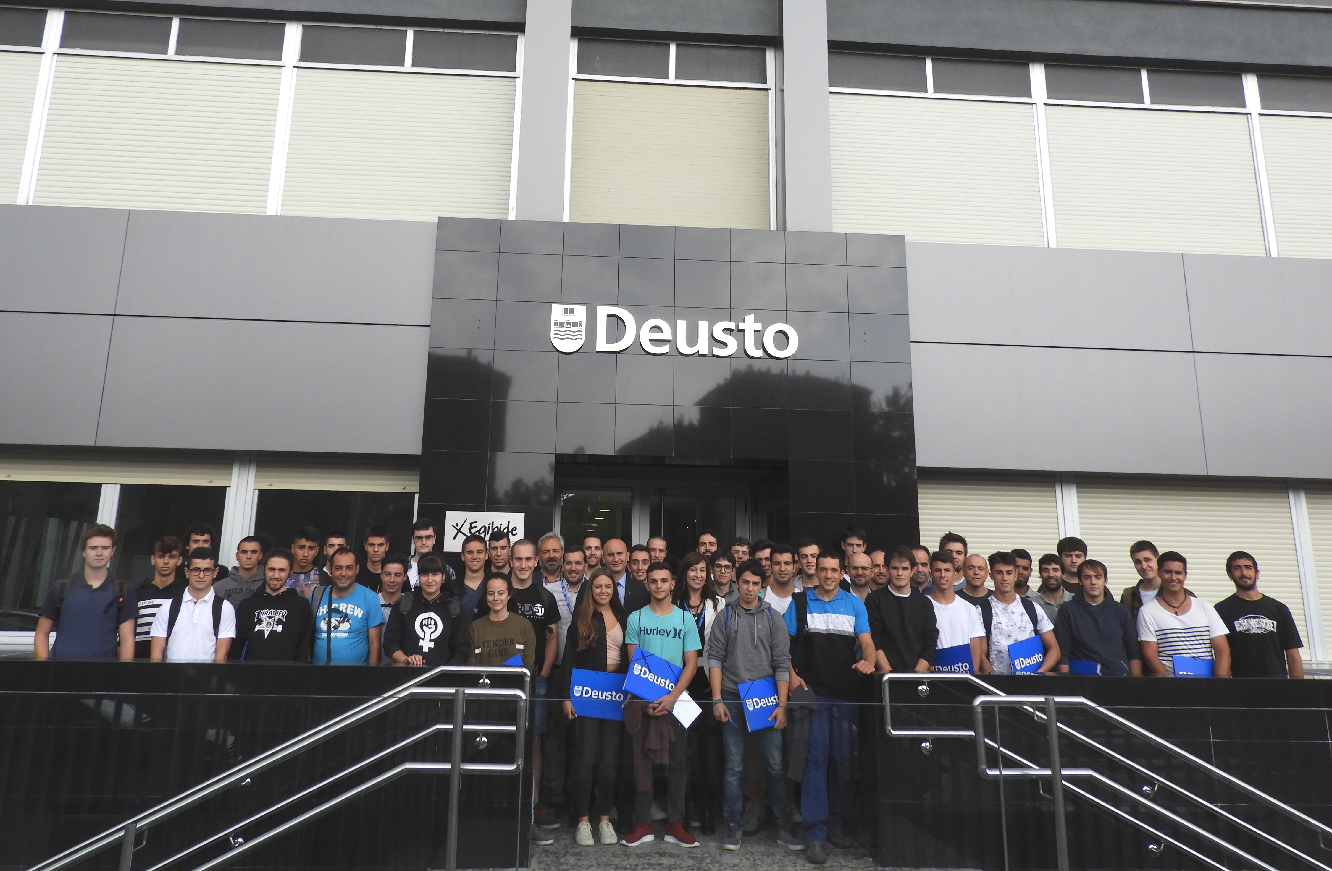 Calendario Deusto.1ª Promocion Del Grado Dual En Industria Digital Egibide Org